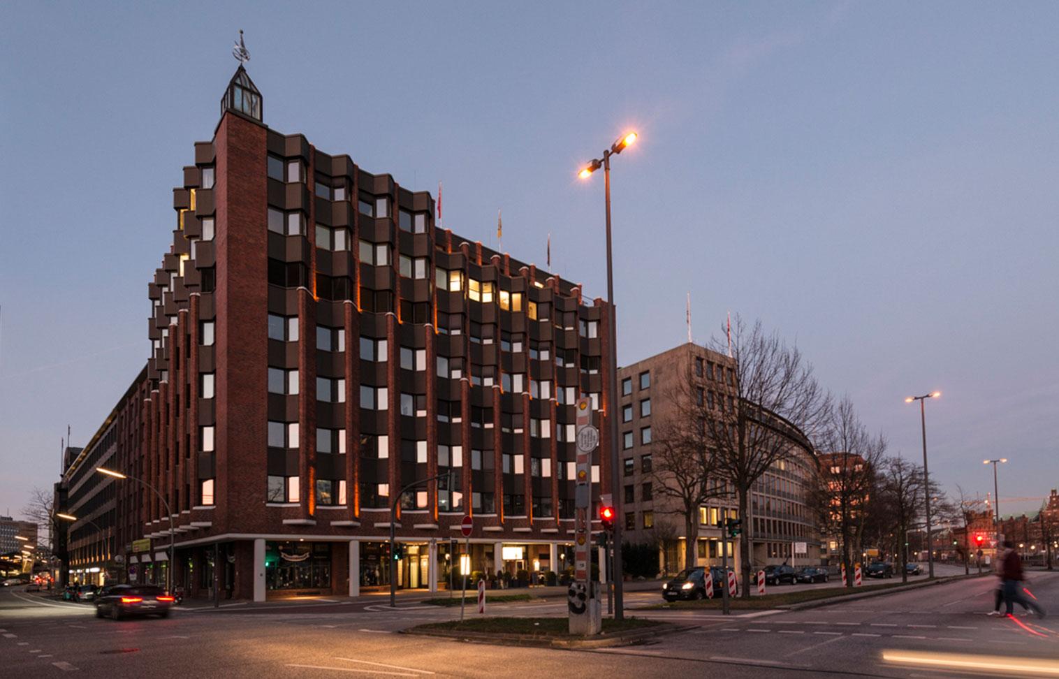 City Hotel Dammtor