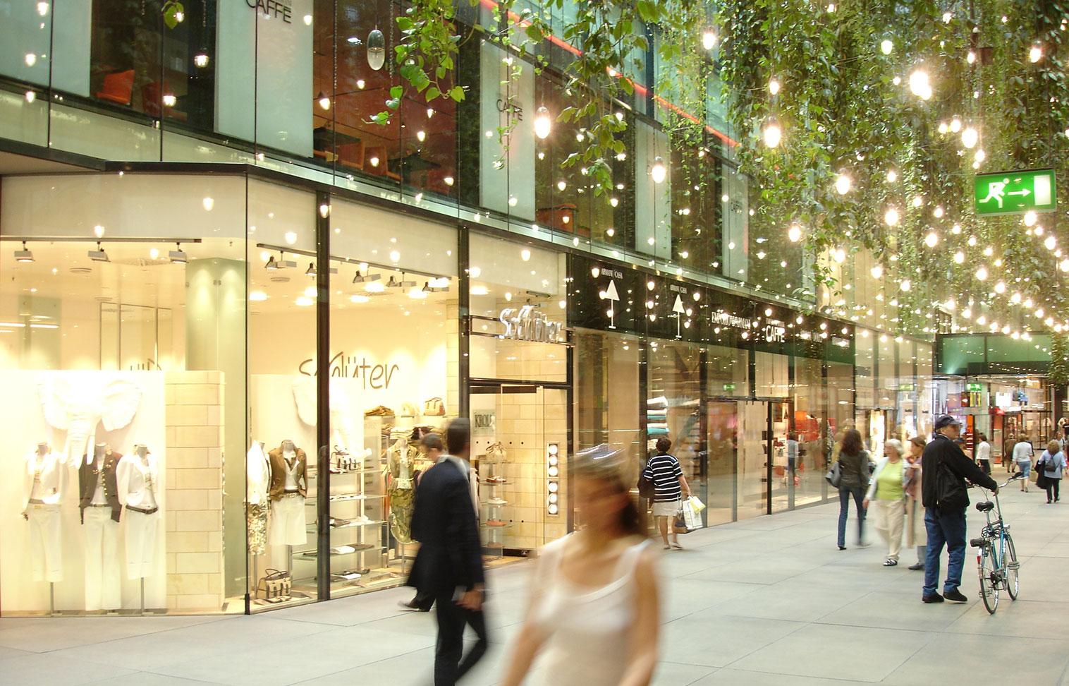 100% high quality how to buy best B&L Gruppe Hamburg: München Fünf Höfe