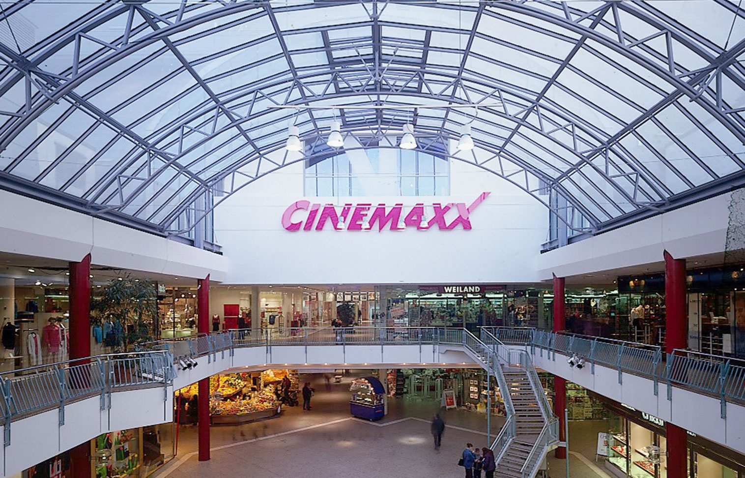 Cinemaxx Hamburg Wandsbek